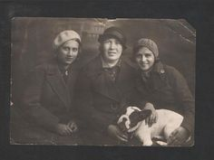 French Bulldog Antique Photographs - Part Two