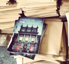 Institute, The Magazine- no 9 (Romanian Design Week Special Issue) www.facebook.com/Institute.ro