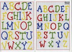 alfabeto | TECENDO SEM CESSAR