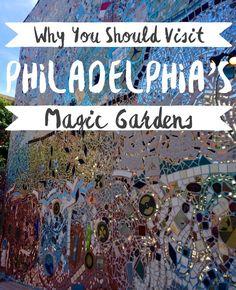 philadelphias magic gardens - Magic Garden Philadelphia