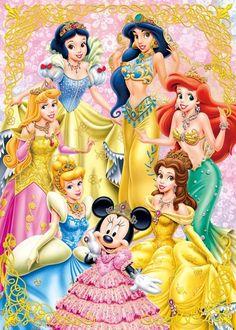 Queen Minnie, awww yeah!