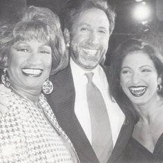 Celia Cruz, Emilio and Gloria estefan