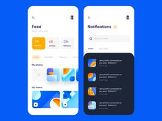 Mobile app - Social media network designed by Outcrowd . Connect with them on Dribbble; the global community for designers and creative professionals. Ui Design Mobile, App Ui Design, Interface Design, Branding Design, Design Agency, Flat Design, User Interface, Web Mobile, Mobile App Ui