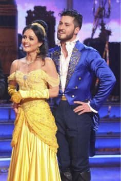"""""""Be Our Guest"""" Danica's Disney Themed Quickstep ❤ ❤ ❤"""
