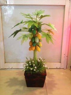 Nylon Flowers, Diy Flowers, Fabric Flowers, Nylon Crafts, Miniature Trees, Flower Crafts, Flower Arrangements, Diy And Crafts, Bloom