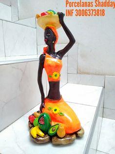 Home Appliances, African Crafts, Africa Art, Plaster, Paint, Cold Porcelain, Beauty, House Appliances, Appliances