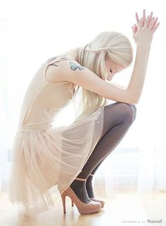 Tulle Dress, cute for layering