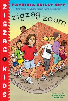 Zigzag Zoom by Patricia Reilly Giff, Click to Start Reading eBook, The Zigzag Zebras have been challenged by the Timpanzi School Tigers to a race. They'll have to pract