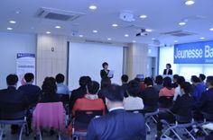 주네스코리아 JEUNESSE SUCCESS SYSTEM 밧데리연수  (Basic Advisor Training)2기. <마음을 열어주는 시낭송>구미에서 샵을 운영하는 전미연원장.20140329 10:00~18:00 장소는 논현동 주네스교육장.