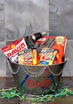 Easy easter basket idea for your boyfriend husband or partner easy easter basket idea for your boyfriend husband or partner sweet simple easter easterbasket giftsforhim spring negle Images