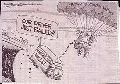 Golden Parachutes