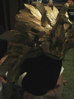 Ayesha (She who must be obeyed) Headdress