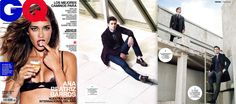 Scotch & Soda featured in GQ Mexico | November 2014
