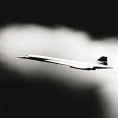 Frank Schramm, Concorde on Take-off #134611 © Frank Schramm. Courtesy Galerie Esther Woerdehoff