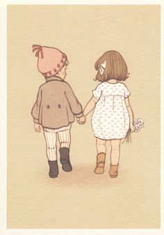 New Single Card with Boy and Girl Cute Belle Boo   eBay