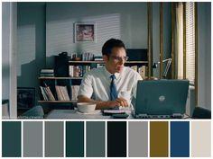 Znalezione obrazy dla zapytania walter mitty secret life color palette