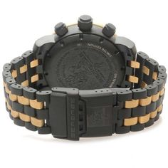 Men& Wrist Watches - Invicta 14228 Mens Sea Base Swiss Valjoux 7750 TwoTone Titanium Watch -- Continue to the product at the image link. Titanium Watches, Casio Watch, Modern Fashion, Calves, Christian Louboutin, Bling, Belt, Stuff To Buy, Accessories