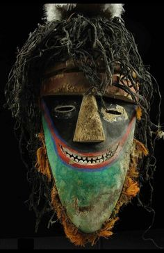 masks of new ireland | New Guinea Art, Oceanic Art & Tribal Art
