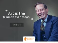 Art is the triumph over chaos ~John Cheever John Cheever, Beautiful Paintings, Tree Branches, Art Pieces, Artworks, Art Work, Beautiful Pictures