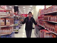 The Target Song. Pretty catchy and it pretty much sums up my life. Haha.
