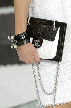 Chanel at Paris Spring 2011 (Details)