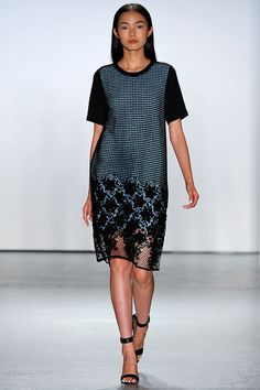 Tibi spring 2013 ready to wear collection.