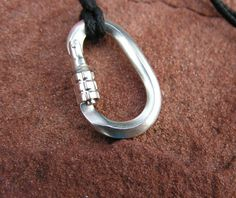 Climbing jewelry Gift idea for climber