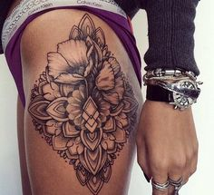 Great size and love the flowers paired with the mandala