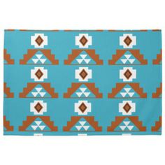 sold 1 of my Southwestern Native American Inspired Pattern Kitchen Towels