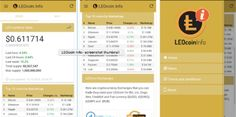 LEOcoin Community Cryptocurrency / LEOcoin Community Launches LEOcoin Cryptocurrency Information Mobile Application for Android and iOS (PRNewsFoto/LEOcoin community)