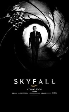 Skyfall (UK, US, 2012.) So excited to see this film! The 23rd Bond installment promises to keep the series fresh, 50 years after the debut of the first 007 smash Dr. No. Daniel Craig is back in the title role and there's that scrumptous Adele theme song preceding the film's release to whet our appetites. Half a century on, James Bond remains hip and cool...because he is hip and cool.