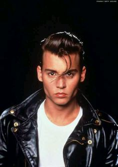 Johnny Depp Cry Baby