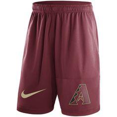 f42a79ff823 Arizona Diamondbacks Nike Dry Fly Shorts - Red