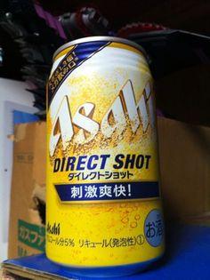 第三のビール系 アサヒ ダイレクトショット