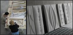 fabric formed plaster - Google Search