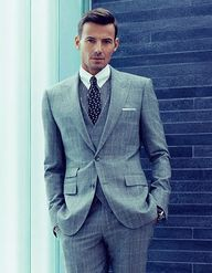 the-suit-man:  Click for more inspiration .