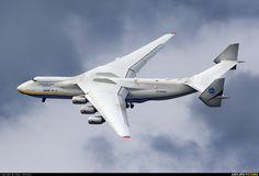 Antonov Airlines /  Design Bureau Antonov An-225 Mriya at Kiev - Gostomel | Photo ID 185605 | Airplane-Pictures.net This.