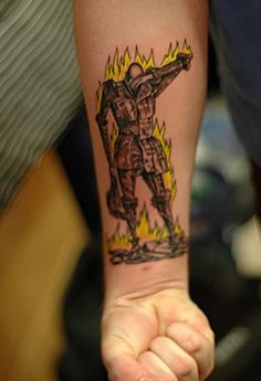 From Shakespeare to Vonnegut, these tattoos are classic to the bone.