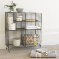 Low Wire  - Bathroom storage | Loaf