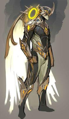 Fantasy Character Design, Character Design Inspiration, Character Concept, Character Art, Fantasy Kunst, Dark Fantasy Art, Warframe Art, Fantasy Armor, Fantasy Art Warrior