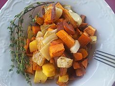 Napa Farmhouse 1885™: Easy Roasted Root Vegetables