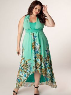 cutethickgirls.com cheap-plus-size-summer-dresses-12 #plussizedresses