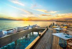 Fish Restaurant, W Retreat & Spa - Maldives