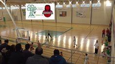 Olivar A  Categoria infantil baloncesto Tecnyconta B ,Jorge 42.