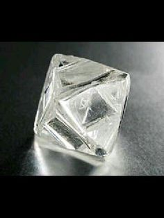 One of the world's most beautiful shapes: the Diamond Octahedron