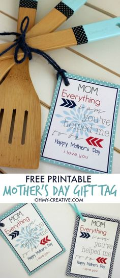 Free Printable Mothe
