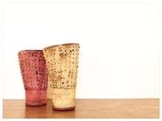 Tumblers - Vases or just for your decor.