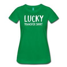 Lucky Transfer Shirt Women's Premium T-Shirt ✓ Unlimited options to combine colours, sizes & styles ✓ Discover T-Shirts by international designers now! Surrogacy Gestational, Fertility Problems, Egg Donation, Pregnancy Signs, Third Baby, Cool Websites, T Shirts, Baby Kids, Mens Tops
