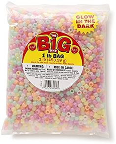 Camping Supplies, School Supplies, Craft Supplies, Pony Beads, Craft Sale, White Beads, Amazon Art, Sewing Stores, Bead Crafts