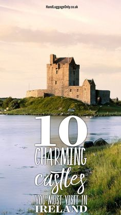 10 Charming Castles You Will Want To Visit In Ireland - Hand Luggage Only - Travel, Food & Home Blog